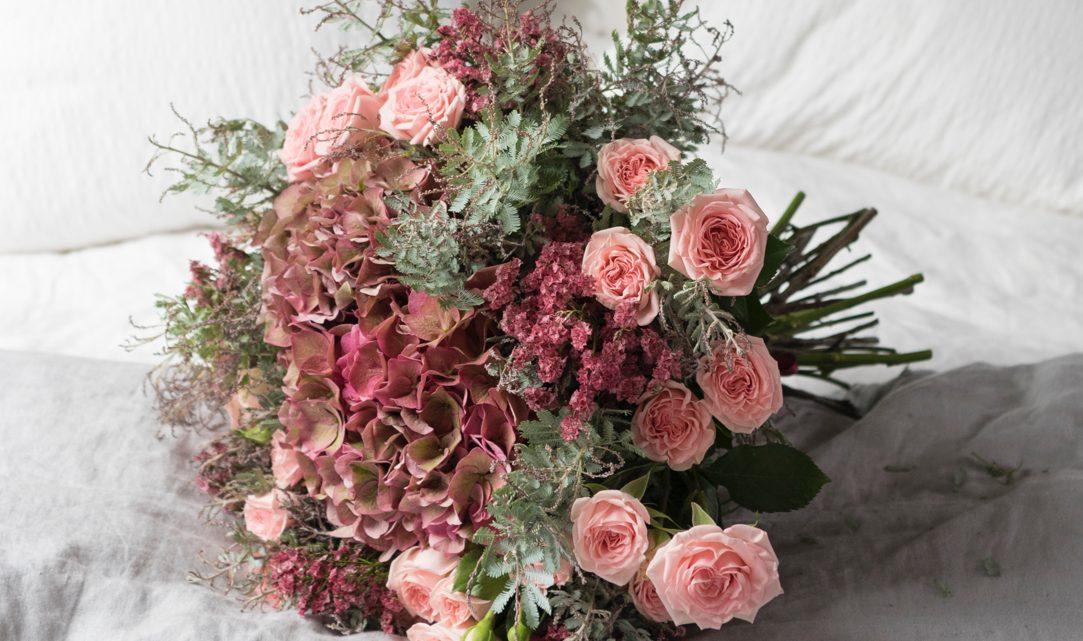 Quelques conseils pour choisir le bouquet de mariée parfait