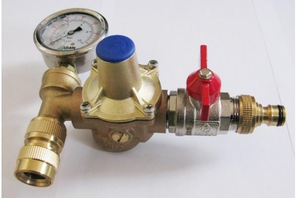 Pourquoi installer un réducteur de pression ?