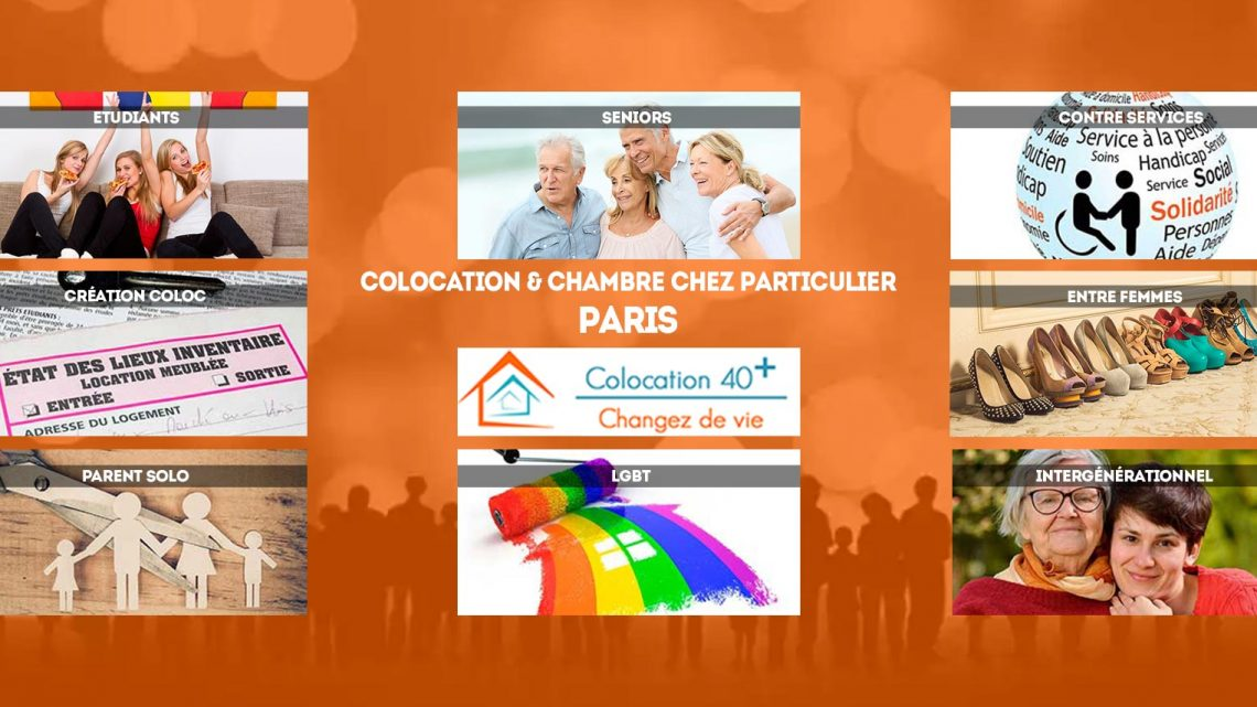La colocation pour gay friendly à Paris