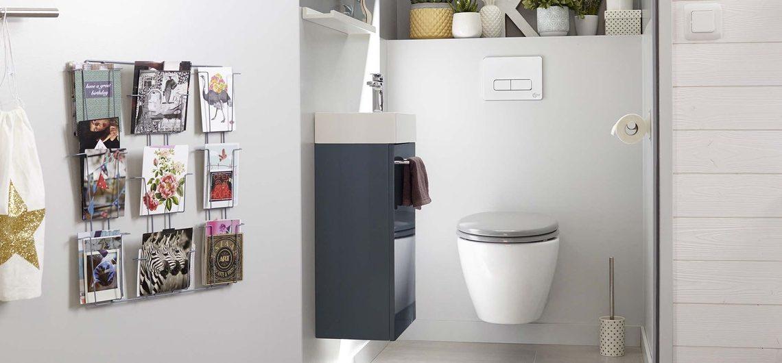 Comment aménager les toilettes?