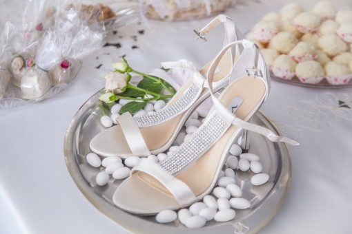 Choisir des chaussures de mariage que vous aimerez